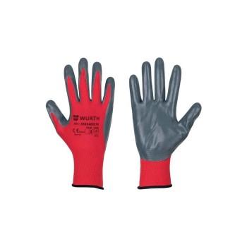 Γάντια εργασίας νιτριλίου UNI-TOP WÜRTH