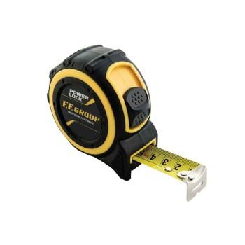 Μέτρο ρολό Power Lock 10m F.F GROUP (39954)