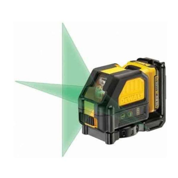 Αυτορυθμιζόμενο Laser προβολής σταυρού πράσινης δέσμης (DCE088D1G)
