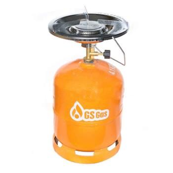 Φιάλη υγραερίου 3kg με καρένα 54980