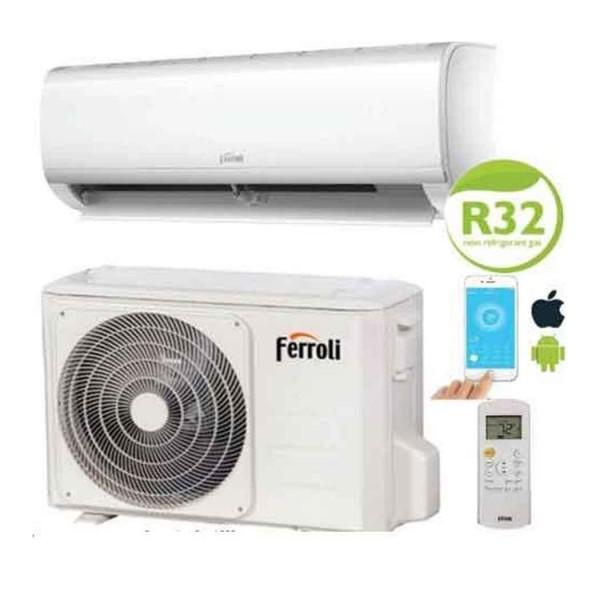 Κλιματιστικό Ferroli Diamant S 12000 BTU Inverter Wi-Fi A++/A+++