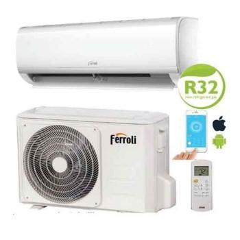 Κλιματιστικό Ferroli Diamant S 9000 BTU Inverter Wi-Fi A++/A+++