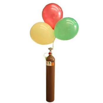 Φιάλη ήλιον 10 λίτρων για μπαλόνια