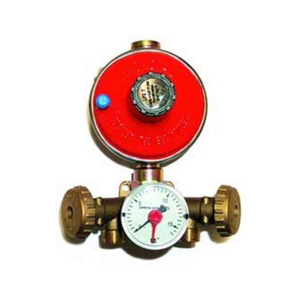 Κιτ mini κολεκτέρ σύνδεσης υγραερίου (2φιάλες) Tecnogas