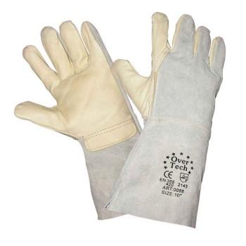 Γάντια δερμάτινα ηλεκτροσυγκολλητών