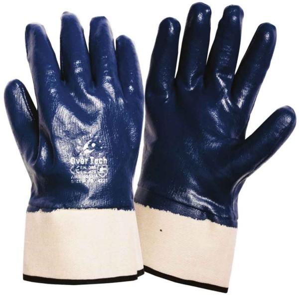Γάντια απο Nitrile πετρελαίου