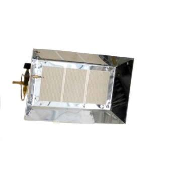 Κεραμικό θερμαντικό κάτοπτρο υγραερίου 65403