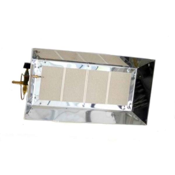 Κεραμικό θερμαντικό κάτοπτρο υγραερίου 65404