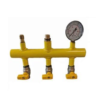 Κολεκτέρ υγραερίου TUBO (3 φιαλών)