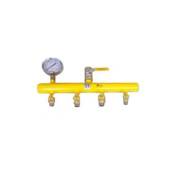 Κολεκτέρ διανομής 4 φιαλών TUBO Oxygas 06742