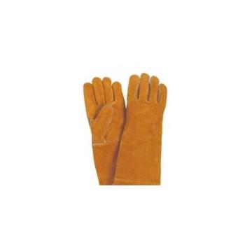 Γάντια δερμάτινα ηλεκτροσυγκολλητών 40cm