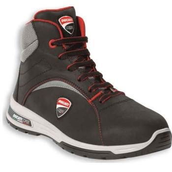 Παπούτσια ασφαλείας Ducati S3 Hi Black