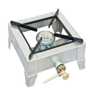 Επαγγελματική εστία επιτραπέζια inox (1 καυστήρα) EXPRESS 10