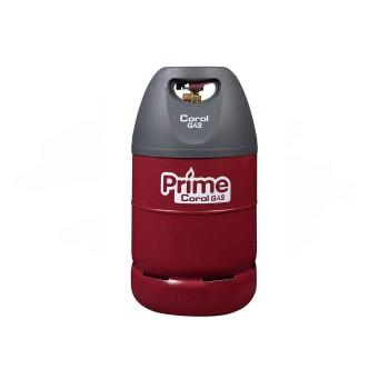 Φιάλη υγραερίου PRIME 10kg (περιεχόμενο)