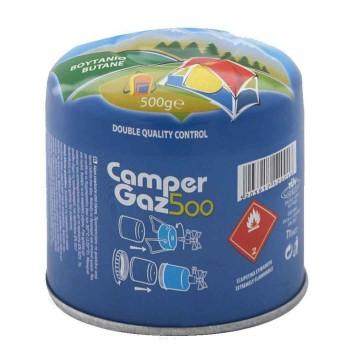 Φιαλίδιο υγραερίου 500gr Camper Gaz
