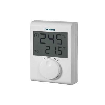 Ηλεκτρονικός θερμοστάτης χώρου SIEMENS RDH100