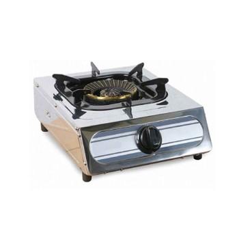 Επιτραπέζιο κουζινάκι inox (1 εστίας) DIN-GAS 1-13SRB