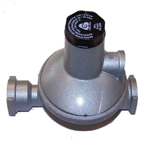 Ρυθμιστής αερίου χαμηλής πίεσης 10kg/h 37mbar