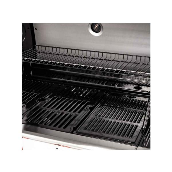 Ψησταριά-μπάρμπεκιου υγραερίου (BBQ) Somagic Manhattan 450GPI